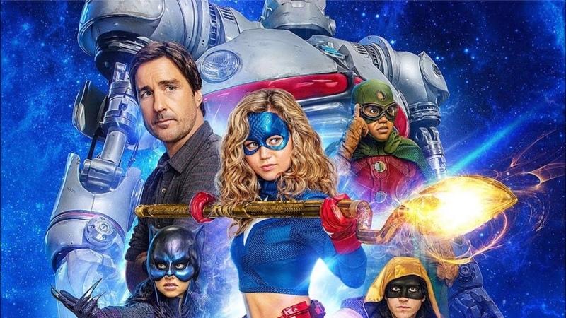 TV Review DC Universe STARGIRL Season 1 Finale | Stars S.T.R.I.P.E. Part 2