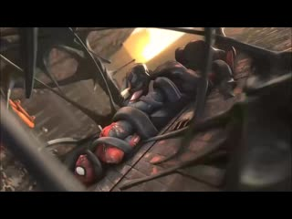 Spider-Man r34 porn video