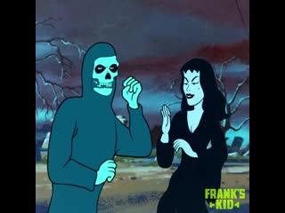Scooby-Doo Meets Misfits