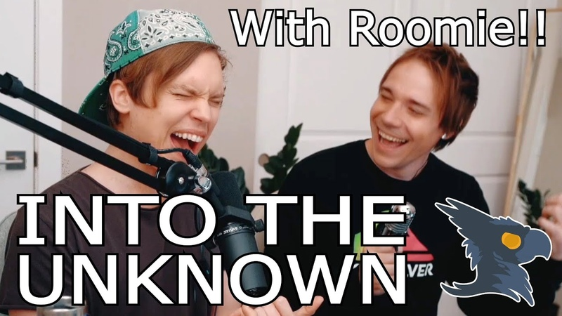 INTO THE UNKNOWN Feat Roomie P ATD Cover