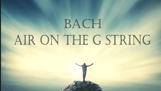 Bach Air on the G String from Orchestral Suite no. 3 in D major, BWV 1068   3 HOURS