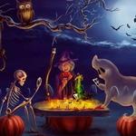 Короткие стихи на Хеллоуин для детей и взрослых