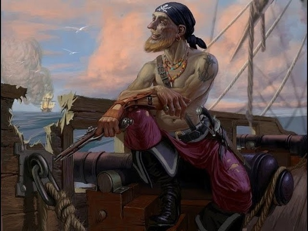 [Life is feudal MMO] - 15 min later. Pirates holiday!