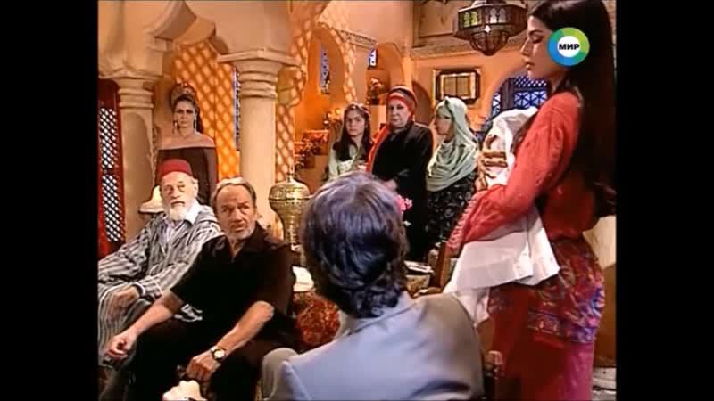 Рания говорит Саиду, что Жади ходила в развалины