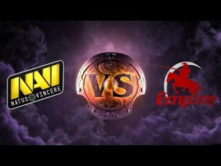 Empire vs Na'Vi | The International 4 (TI4) - 2014 Group Stage Day 1 () Dota 2
