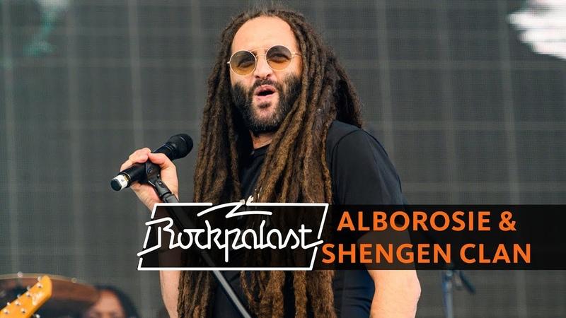 Alborosie Shengen Clan live Rockpalast 2019