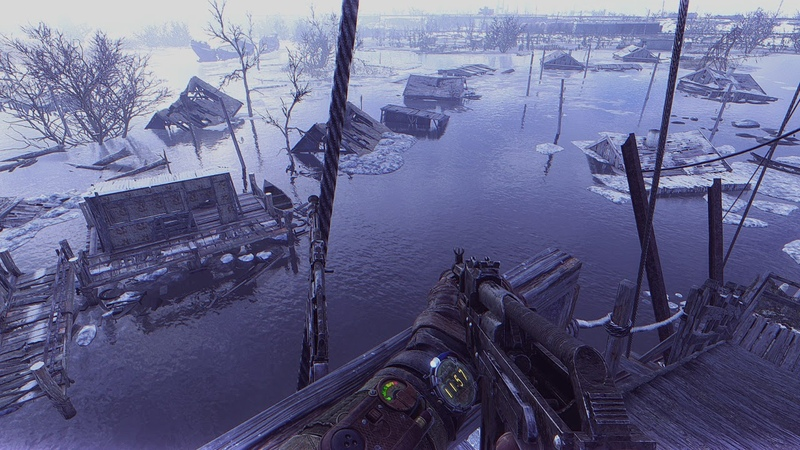 MetroExodus 2019 dx11 Crystal atmosphere mod SweetFX 0 1 версия