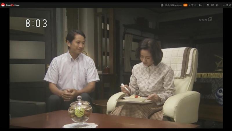 再生 821(火) 連続テレビ小説 半分、青い。(122)「生きたい!」【Asadora Hanbun, Aoi】