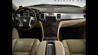 Cadillac Escalade III ESV 6.2 AT (409 л.с.) 4WD 2013 г.