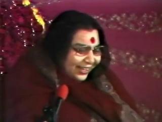 Смех Шри Матаджи . The laugh of Shri Mataji