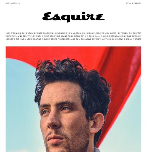 Esquire UK - SeptemberOctober 2020