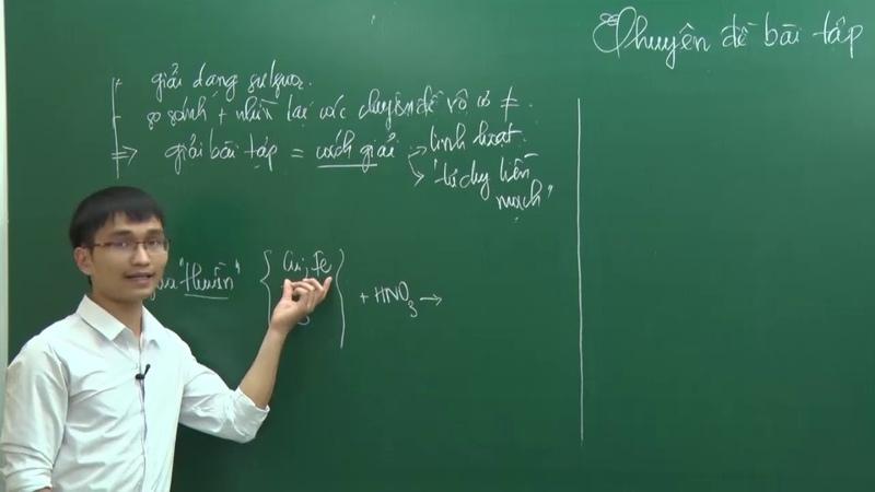 Hướng dẫn giải chi tiết các bài tập muối Sulful p1