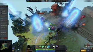 Using torrent storm with Rubick does nothing