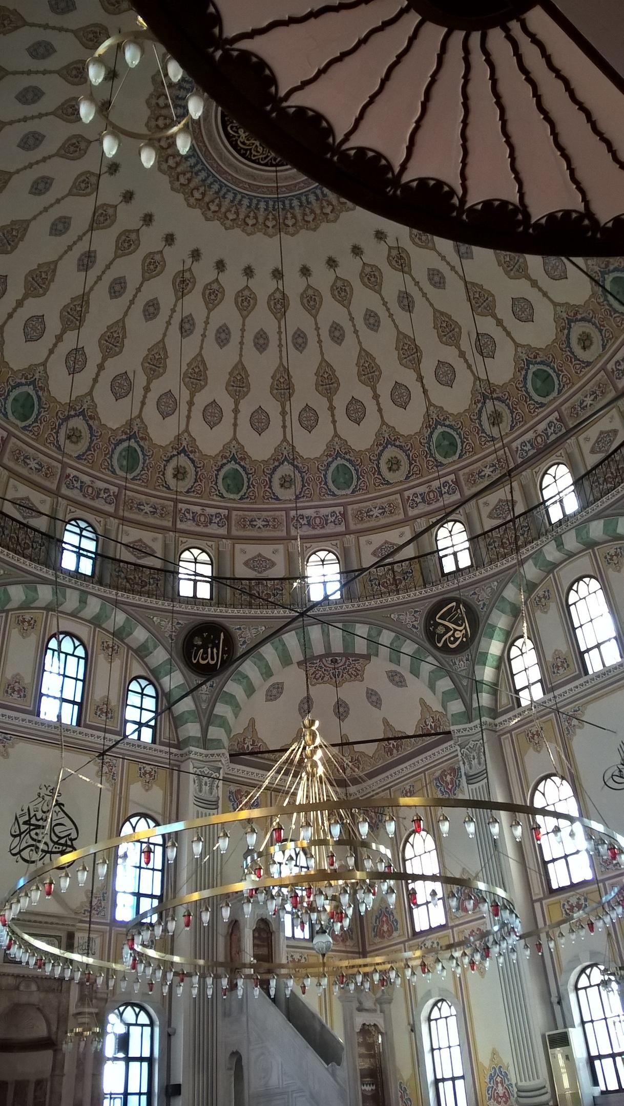 Старинная мечеть Йылдырым Беязит в Болу