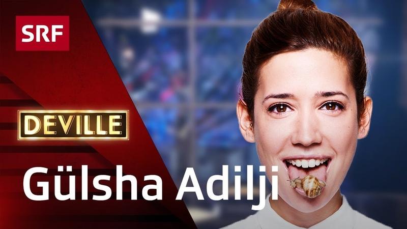 Gülsha Adilji und ihr Singledasein Stand up Comedy Deville