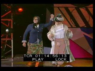 Новые русские бабки и Старик Ваганыч (Матрене и Цветочек на Новый год явилось ЧУДО)))