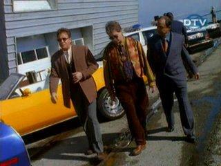 Детектив Нэш Бриджес Nash Bridges сезон 4 серия 10