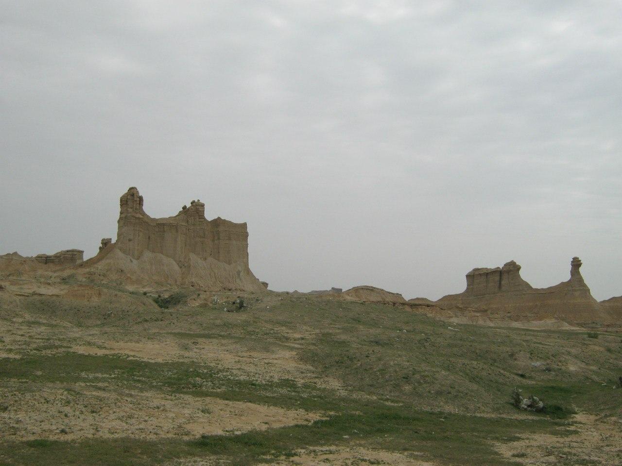 Красоты у дороги Бушер-Ахваз