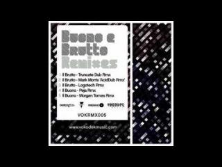 Plankton &  MADA - Il Brutto (Truncate Dub Remix)