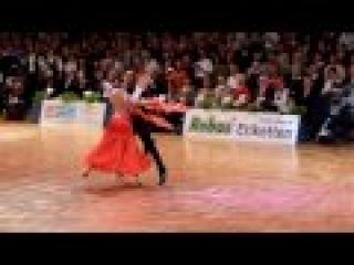 GOC 2009 - Sergey Konovaltsev and Olga Konovaltseva - Quickstep solo dance - final