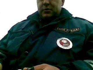 мурманское ГИБДД документы в зажиме ЖА