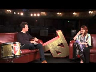 Florence + the Machine Interview (T4 channel 2011)