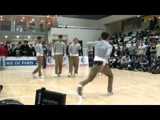 Vertifight World 2011 Say BraAh (Russia) vs. La Energique (Italia) 1.4 de final