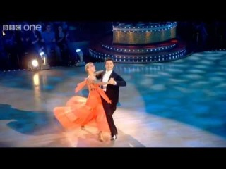 Tom and Camilla - Strictly Come Dancing 2008 Round 8 - BBC One