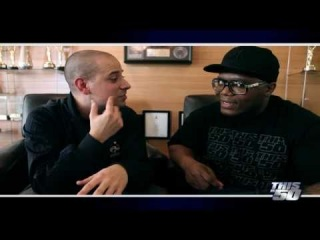 Thisis50 Interview + Live Beat Boxing With Eklips