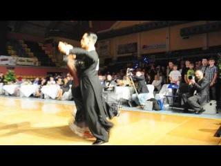 2011 IDSF European Standard - Tango by Emanuel Valeri - Tania Kehlet