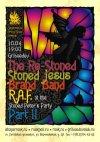 Выезд из Москвы в Питер 10 апреля на гиг The Re-Stoned, Brand Band, Stoned Jesus, R.A.F.
