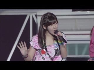 [LIVE] Shimizu Saki, Okai Chisato, Sayashi Riho, Ishida Ayumi, Takeuchi Akari - Glass no Pumps