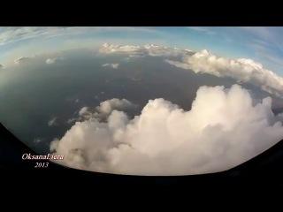 """""""Поэзия полёта"""". Фильм пятый - По облакам..."""