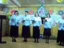 Юбилей Маленги 70 лет Сентябрь 2012г Поздравление от гостей из Вирандозера