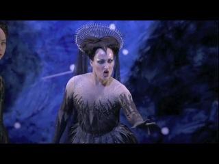 die zauberflote (ария царицы ночи волшебная флейта ар.2 der hölle rache)
