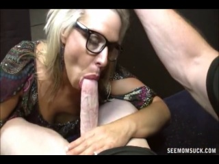 See mom suck - Mrs. Rileys Payback