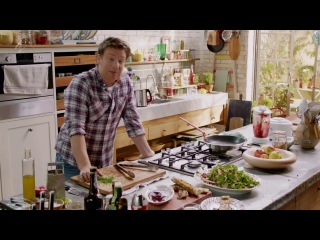 Джейми Оливер Обед за 15 минут Jamie's 15 Minute Meals S01E03