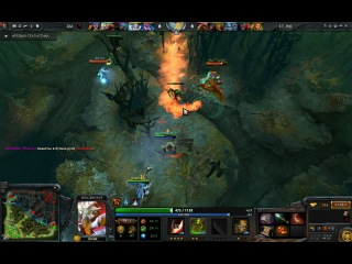 LaughingCoffin Team Rescueme Dota 2 Double kill