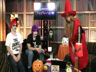 """Tommy no harouin chuudoku"" HALLOWEEN ADDICTION release SP (niconico live pt 7)"