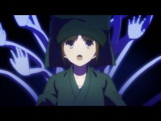 [Naruto-Brand] RDG: Red Data Girl 10 / Девочка на грани исчезновения 10 серия [Lizaveta & SakaE]