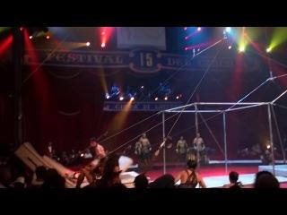 XV Международный фестиваль циркового искусства Город Латина Акробаты на турниках Эдуарда Колыхалова