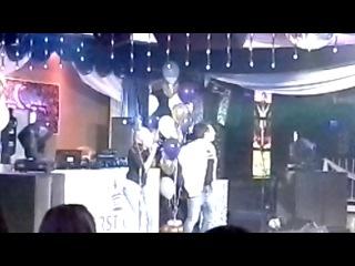 Vlad Bostan ft. TaYa  на Дне рождения клуба First