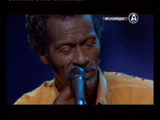 LiveNight Chuck Berry Almost Grown Live A One UA
