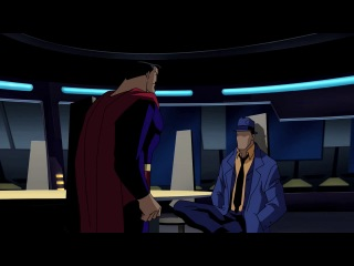 Justice League Unlimited Лига Справедливости Без Границ ТВ 4 9 серия Mystery Film Persona99 Molodoy