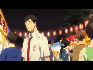 [WreckMedia]Gekkan Shoujo Nozaki-kun 12 Ежемесячное седзе Нозаки-куна 12 серия (озвучил Lover Anime)