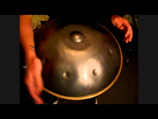 Handpan How To - Basic Song Structure