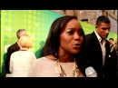 CW Upfront 2012 Emily Owen M D Interview with Aja Naomi King