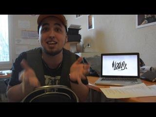 Lodoss - Приглашение на Аудио рэп баттл Закон слова 3