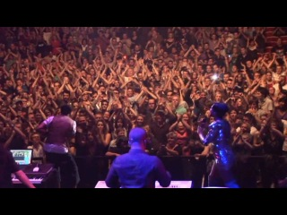 Roni Size & Reprazent with William Goodchild - Share The Fall, Live In Concert at Colston Hall