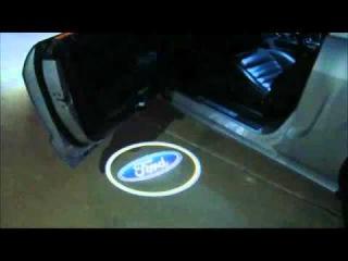 Лазерный авто авто проекция (проектор) логотипа FORD